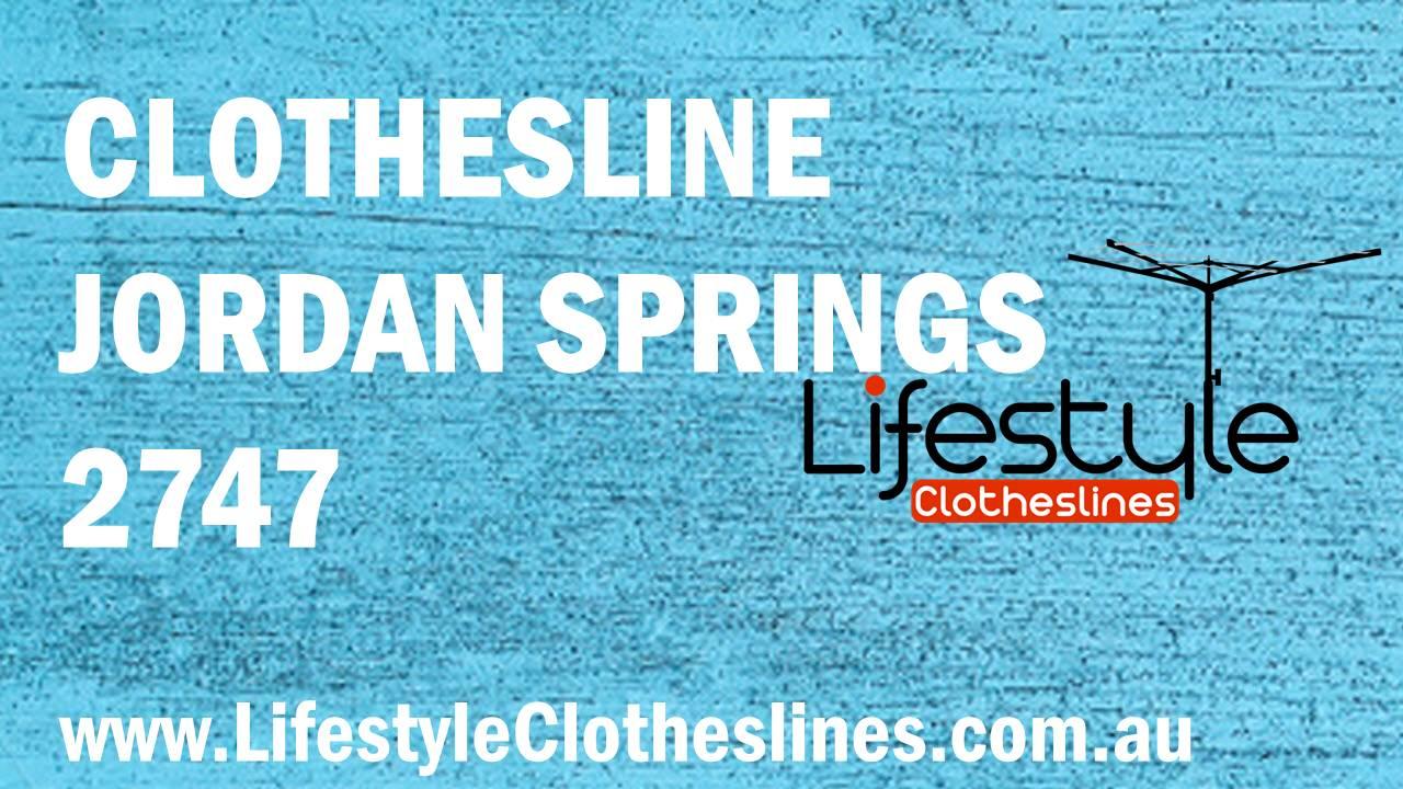 Clotheslines Jordan Springs 2747 NSW