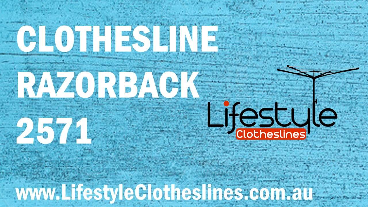 Clotheslines Razorback 2571 NSW