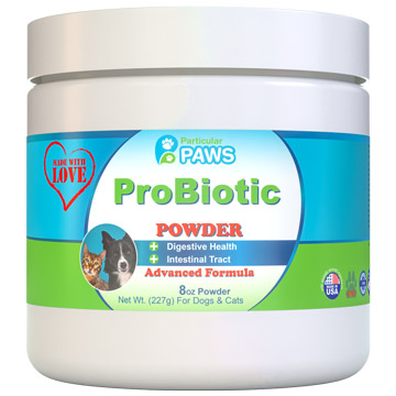 Probiotic Powder for Dogs and Cats