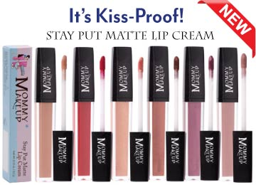 Stay Put Matte Lip Cream - Kiss-Proof Matte Lipstick