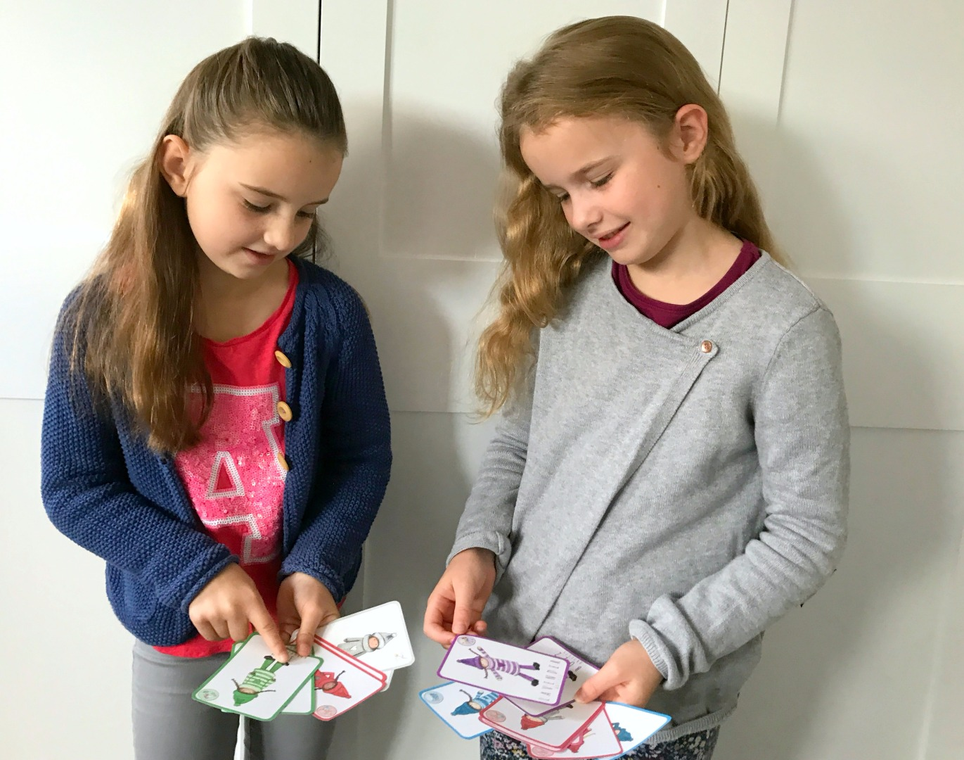 Sharing Kindness Elves Cards