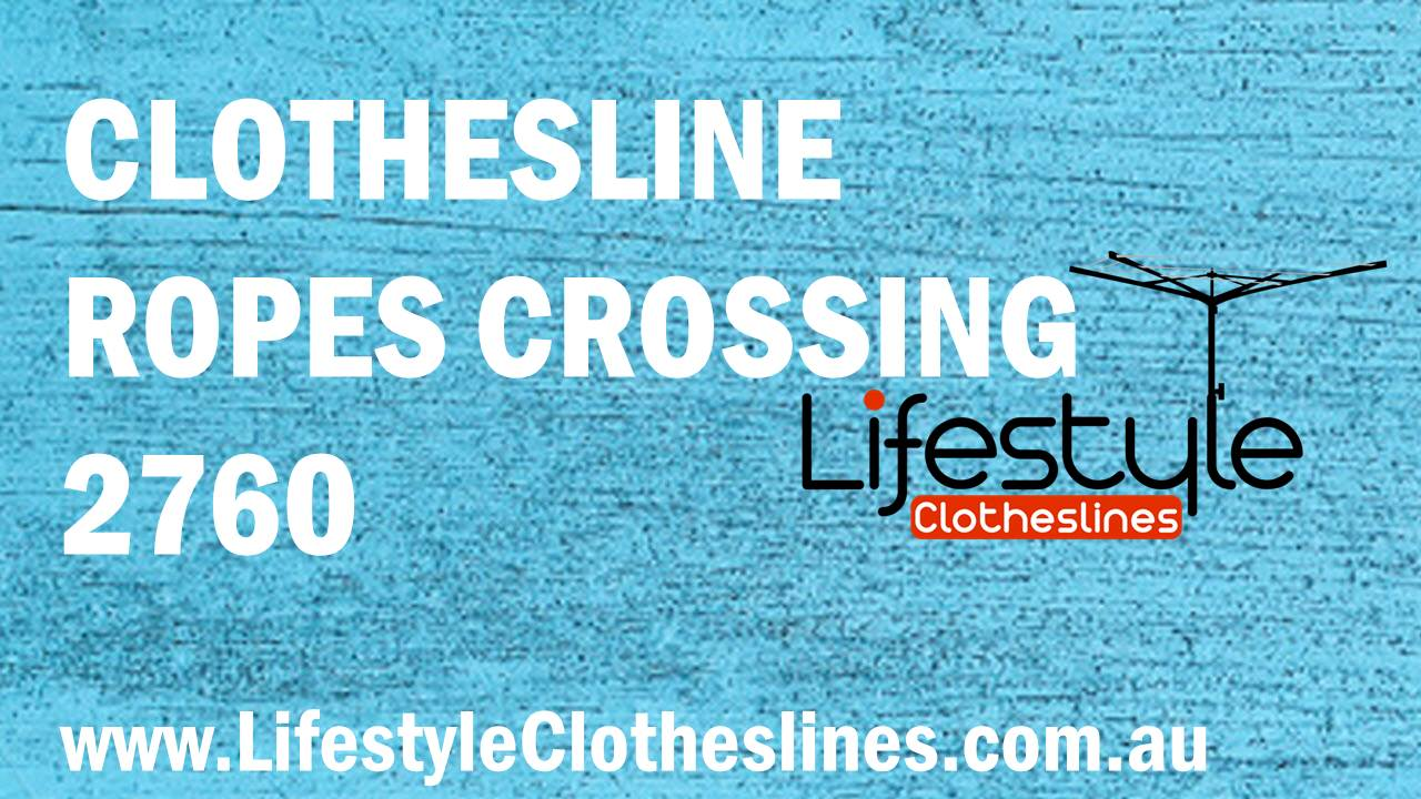 Clotheslines Ropes Crossing 2760 NSW