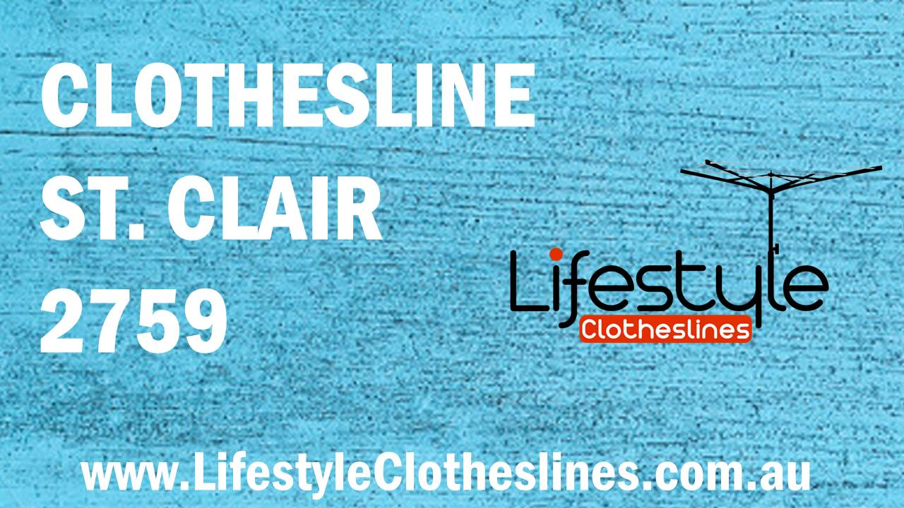 Clotheslines St. Clair 2759 NSW