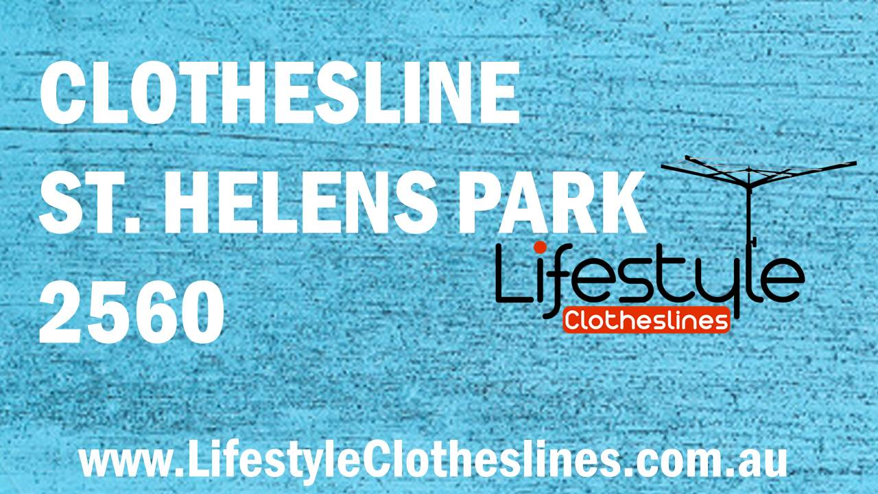 Clotheslines St. Helenes Park 2560 NSW