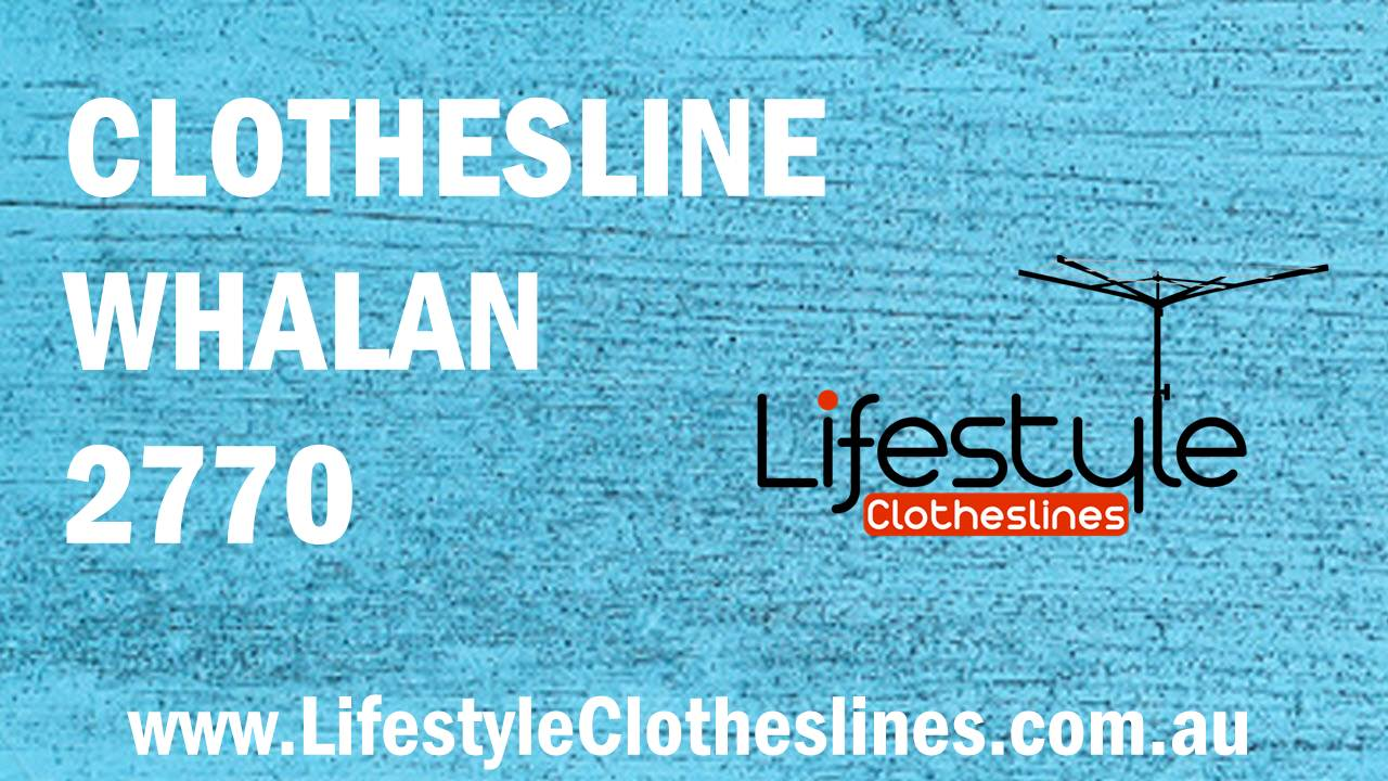 Clotheslines Whalan 2770 NSW