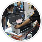 spesialis service printer