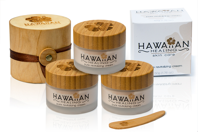 Pure Rejuvinating Face & Body Cream by Hawaiian Healing Skin Care