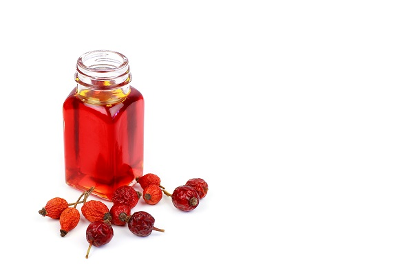 organic rose hip oil