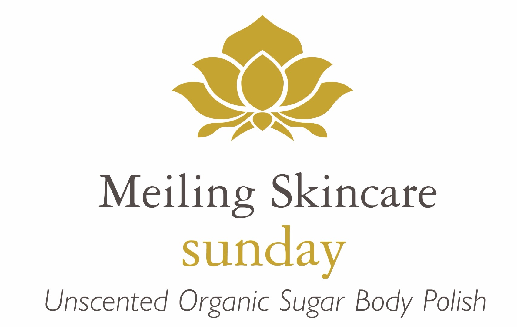 Sunday Organic Body Scrub