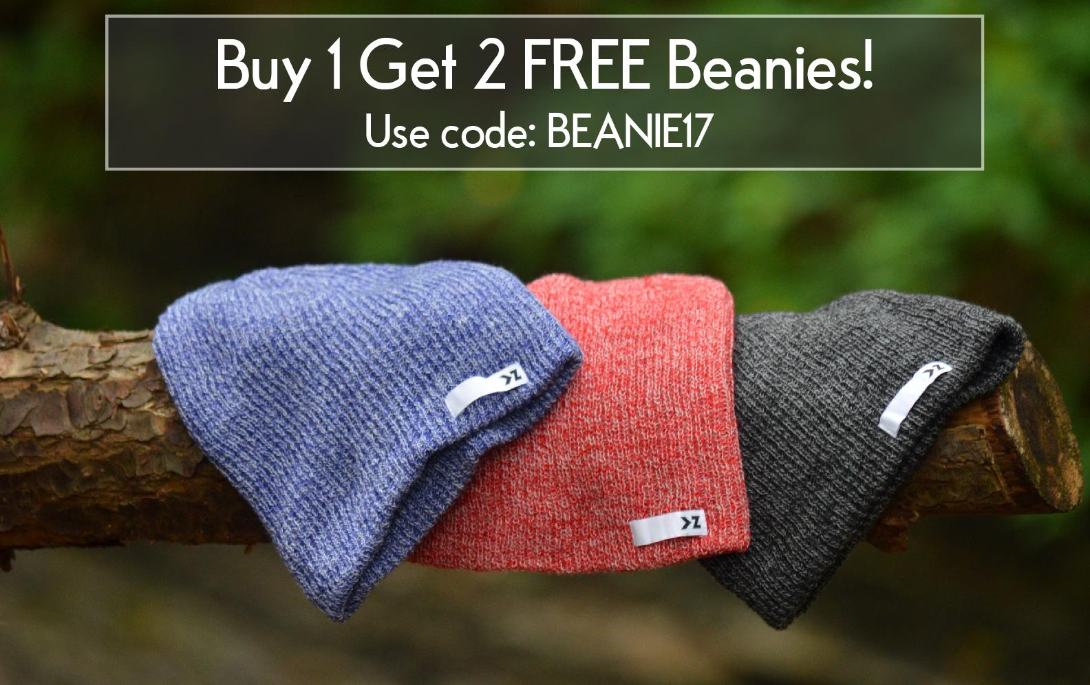 Beanie Offer