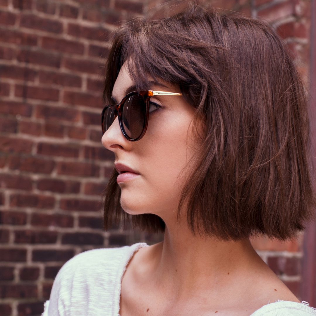 Eye Love Polarized Sunglasses Fleek Brown