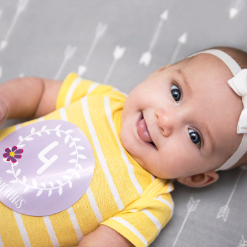 Ronica Baby Stickers