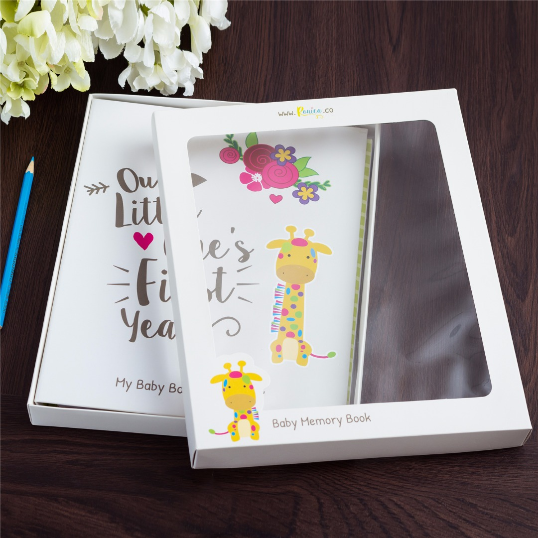 Ronica Baby Memory Book