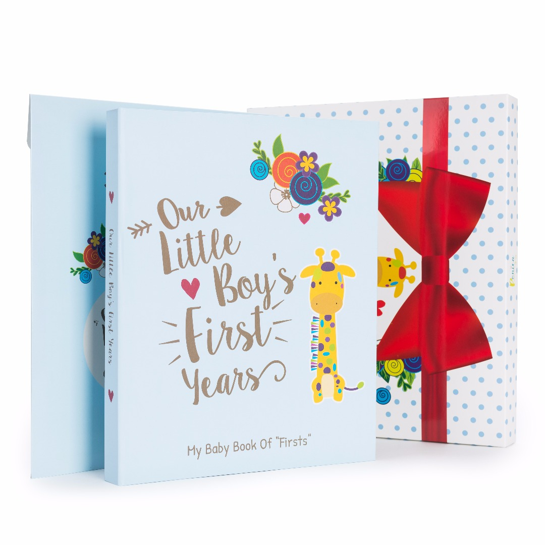 Ronica baby Memory Book for boys