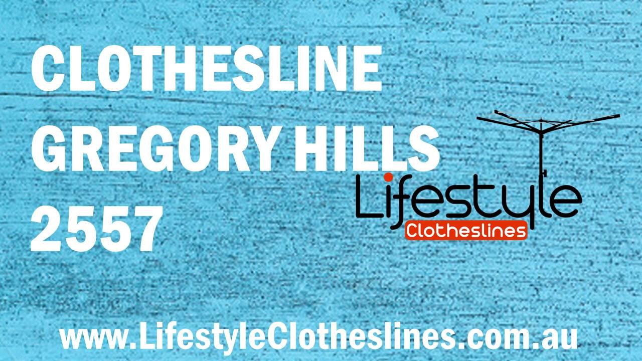 Clothesline Gregory Hills 2557 NSW