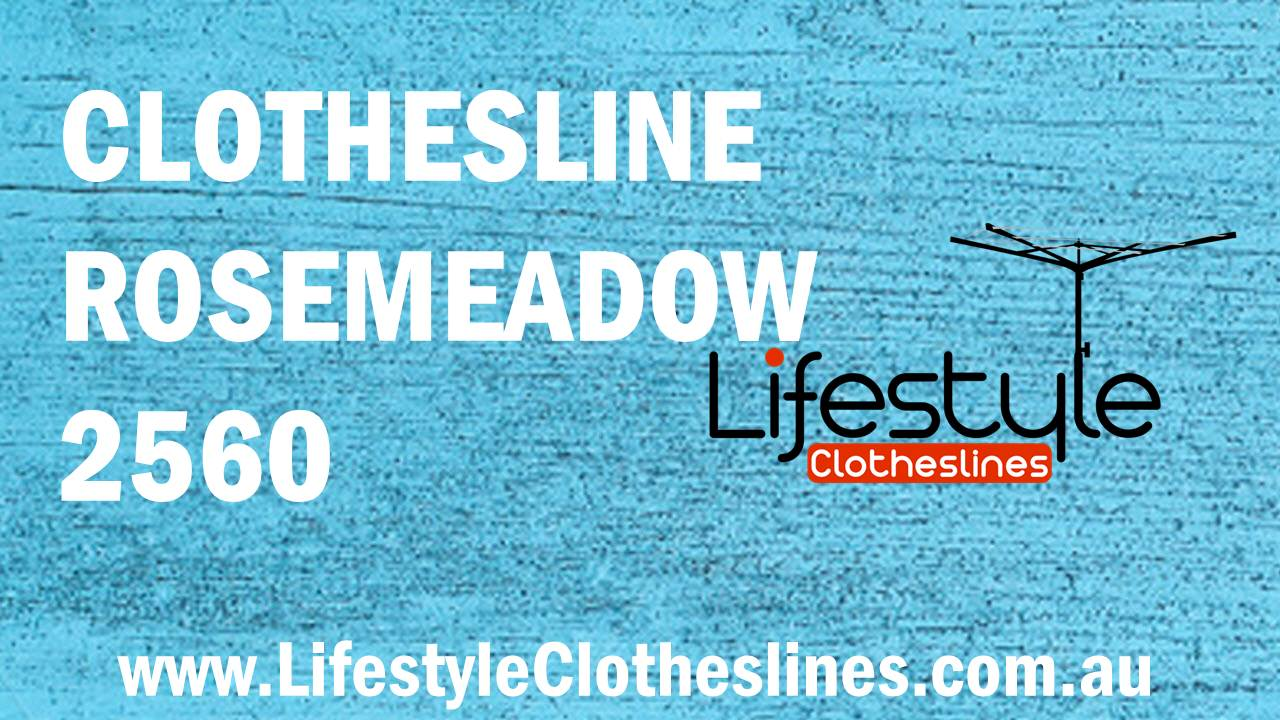 Clotheslines Rosemeadow 2560 NSW
