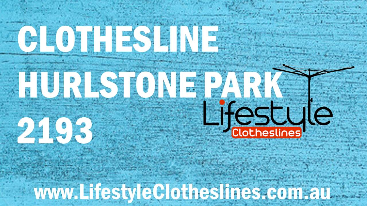 Clotheslines Hurlstone Park 2193 NSW