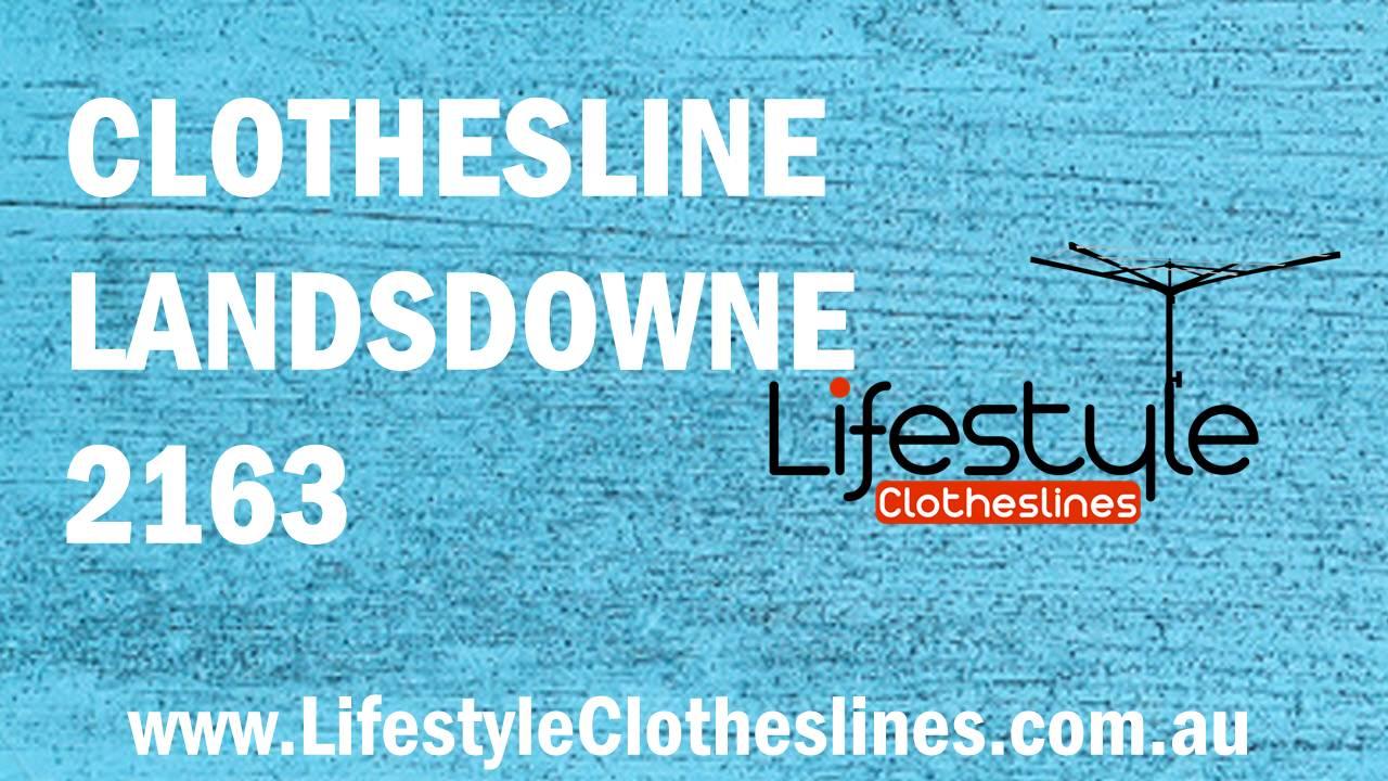 Clotheslines Landsdowne 2163 NSW