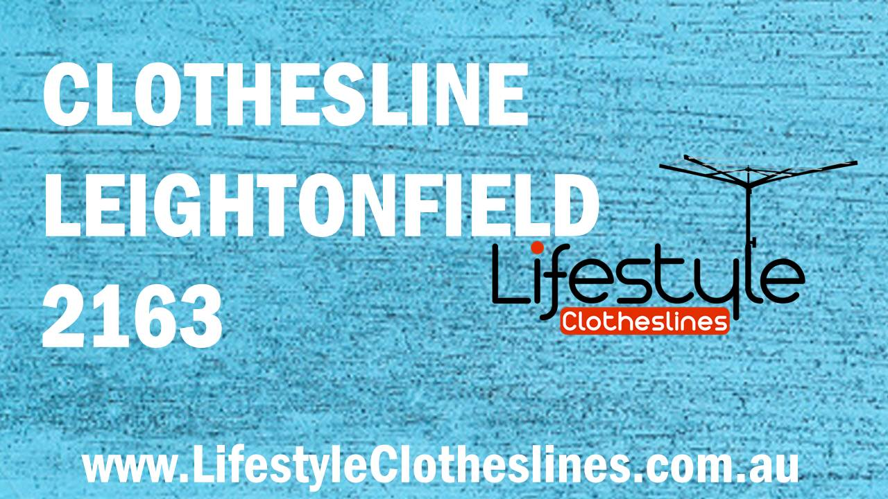 Clotheslines Leightonfield 2163 NSW