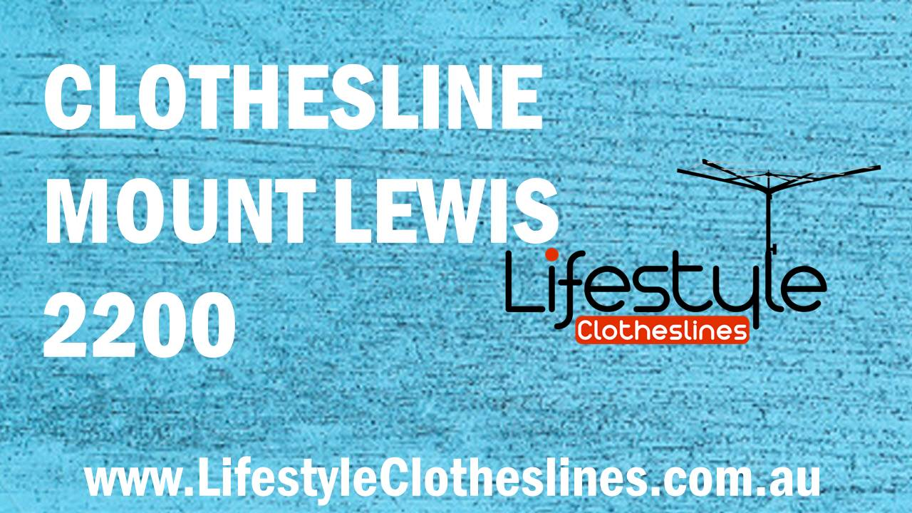 Clotheslines Mount Lewis 2200 NSW