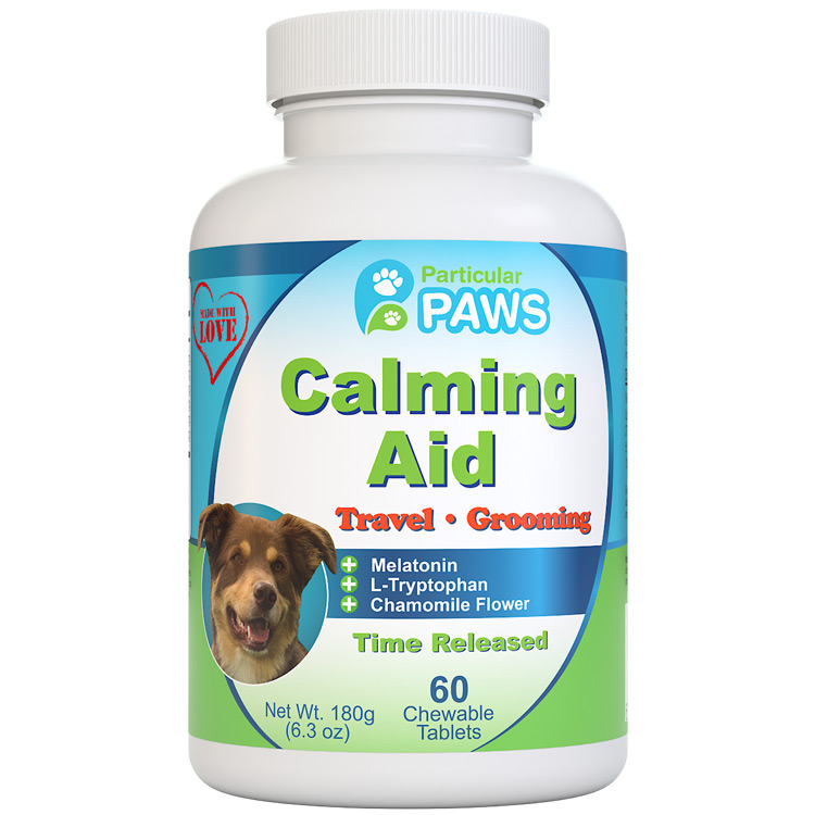 Dog Calming Aid