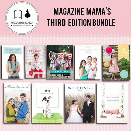 Magazine Mama 3rd Edition Bundle