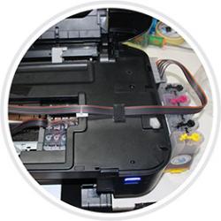 Modifikasi Printer Canon IX6560