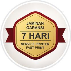 Garansi Service Printer 7 Hari