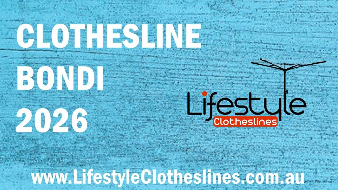 Clotheslines Bondi 2026 NSW