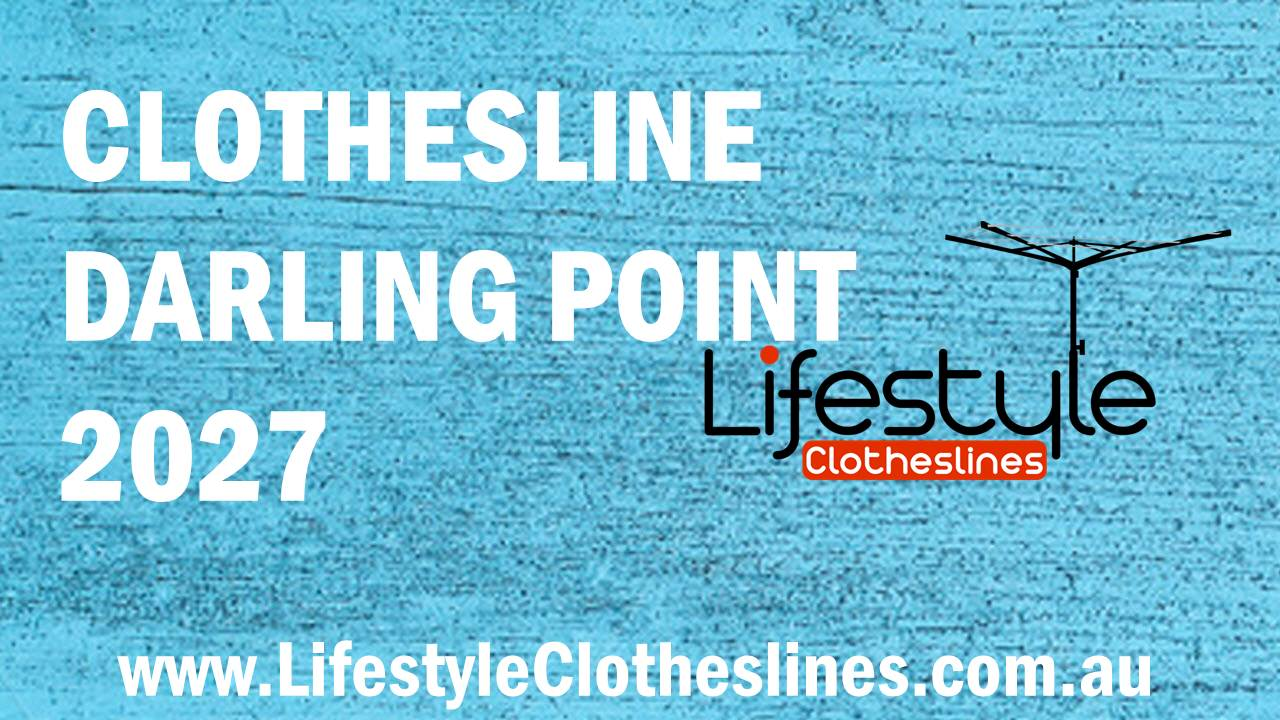 Clotheslines Darling Point 2027 NSW