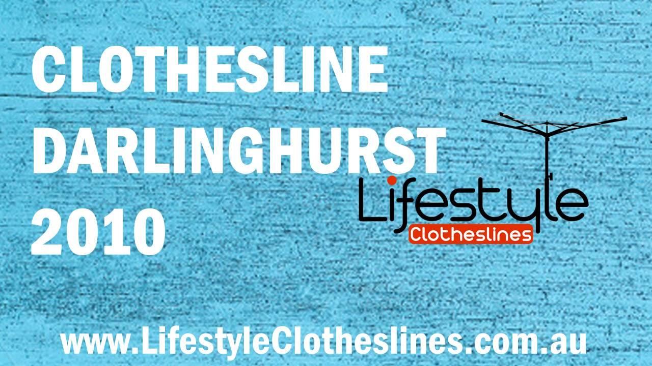 Clotheslines Darlinghurst 2010 NSW