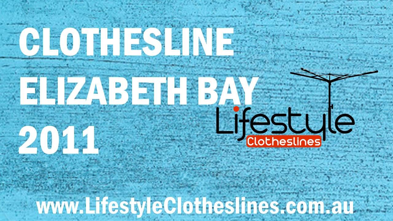 Clotheslines Elizabeth Bay 2011 NSW