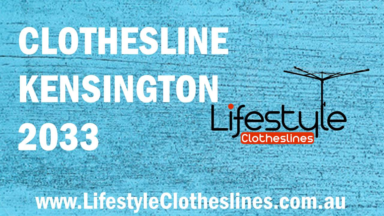 Clotheslines Kensington 2033 NSW