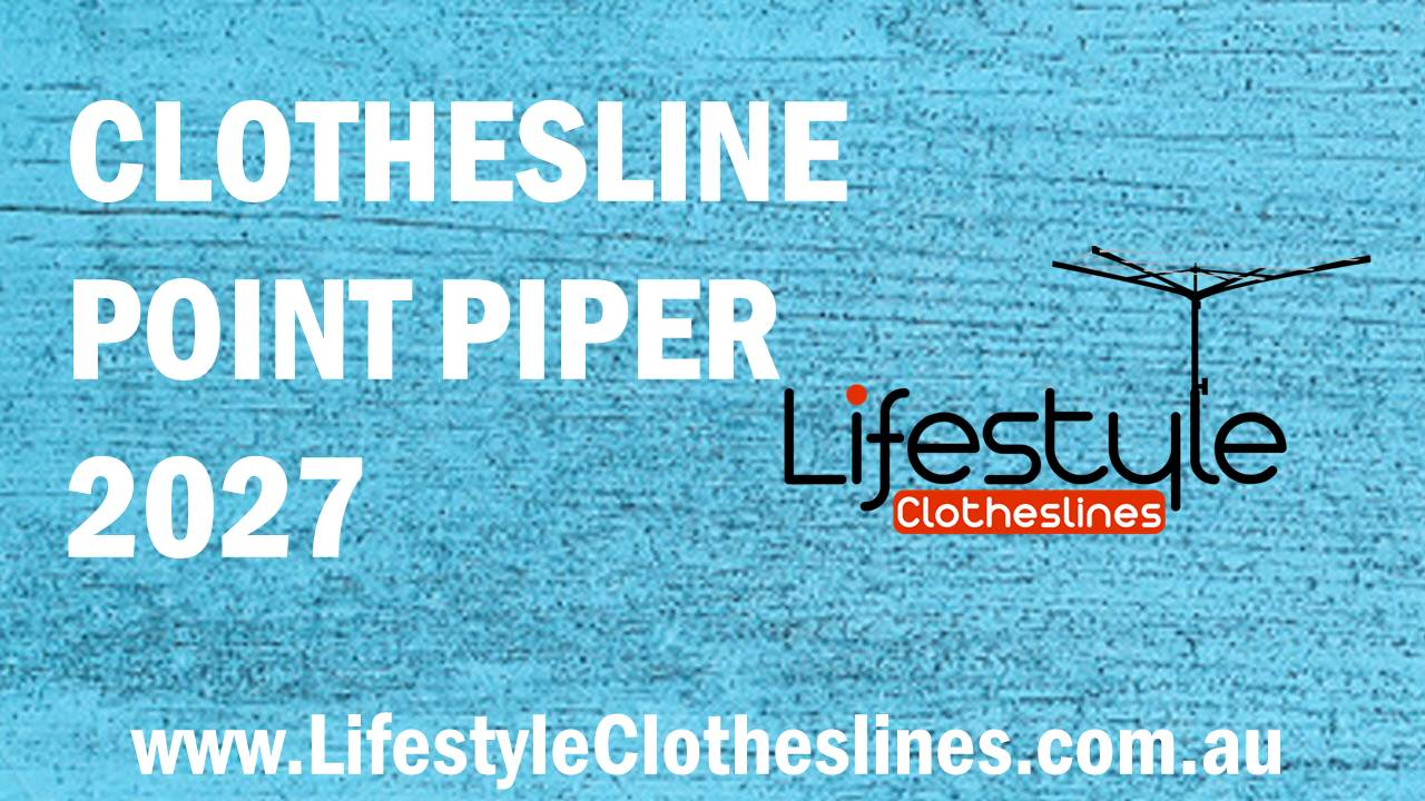 Clotheslines Point Piper 2027 NSW