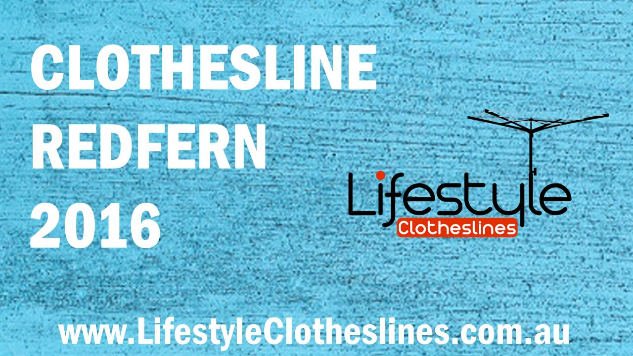 Clotheslines Redfern 2016 NSW