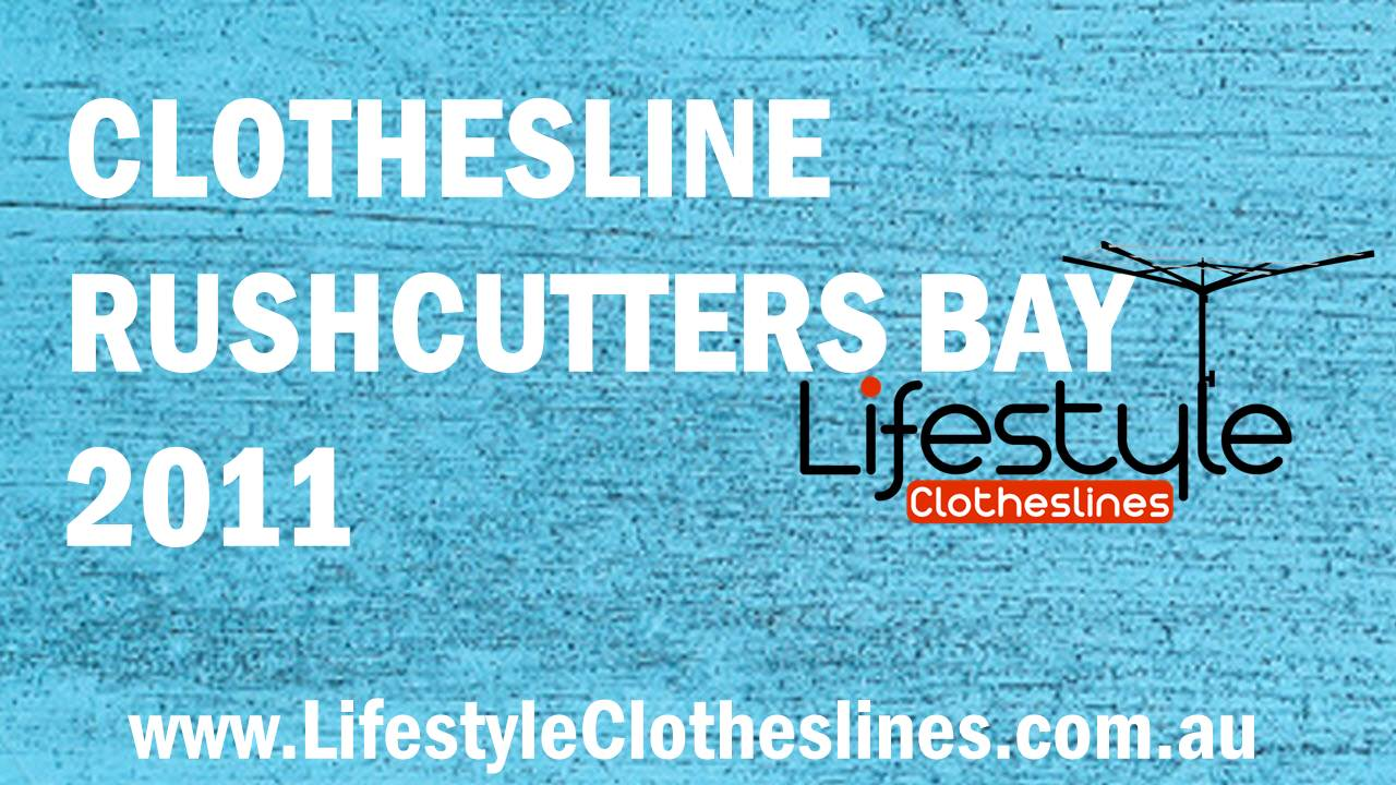 Clotheslines Rushcutters Bay 2011 NSW