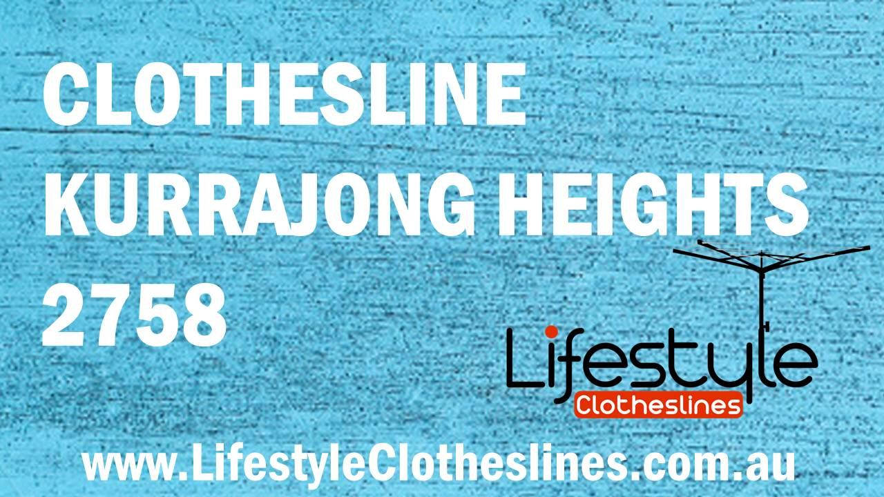 Clotheslines Kurrajong Heights 2758 NSW