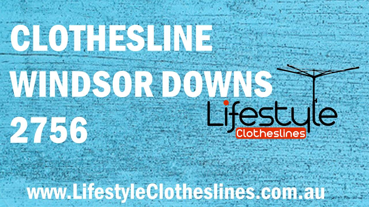 Clotheslines Windsor Downs 2756 NSW