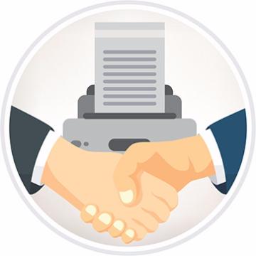 Layanan service printer profesional