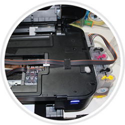 Modifikasi Printer Canon IX6560