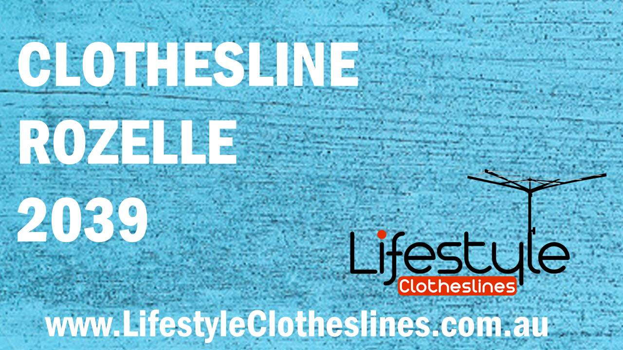 Clotheslines Rozelle 2039 NSW