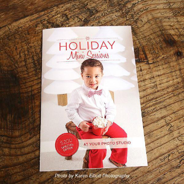 Holiday Mini Session Guide