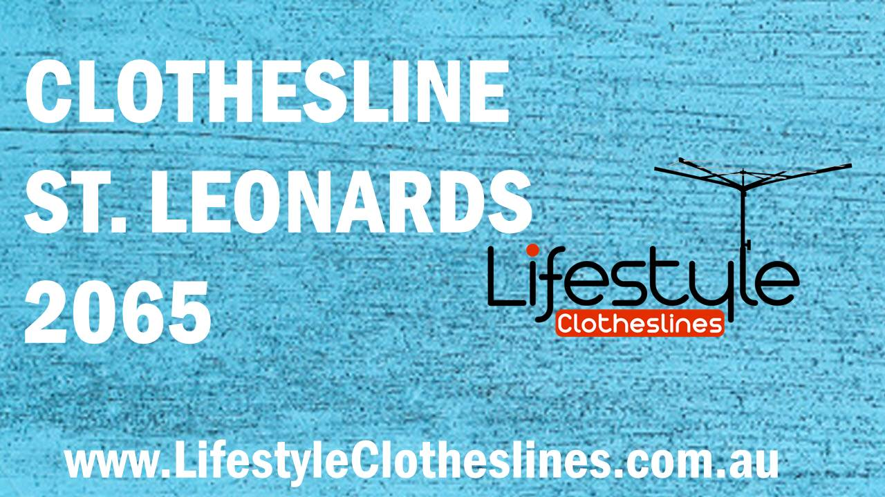 Clotheslines St. Leonards 2065 NSW