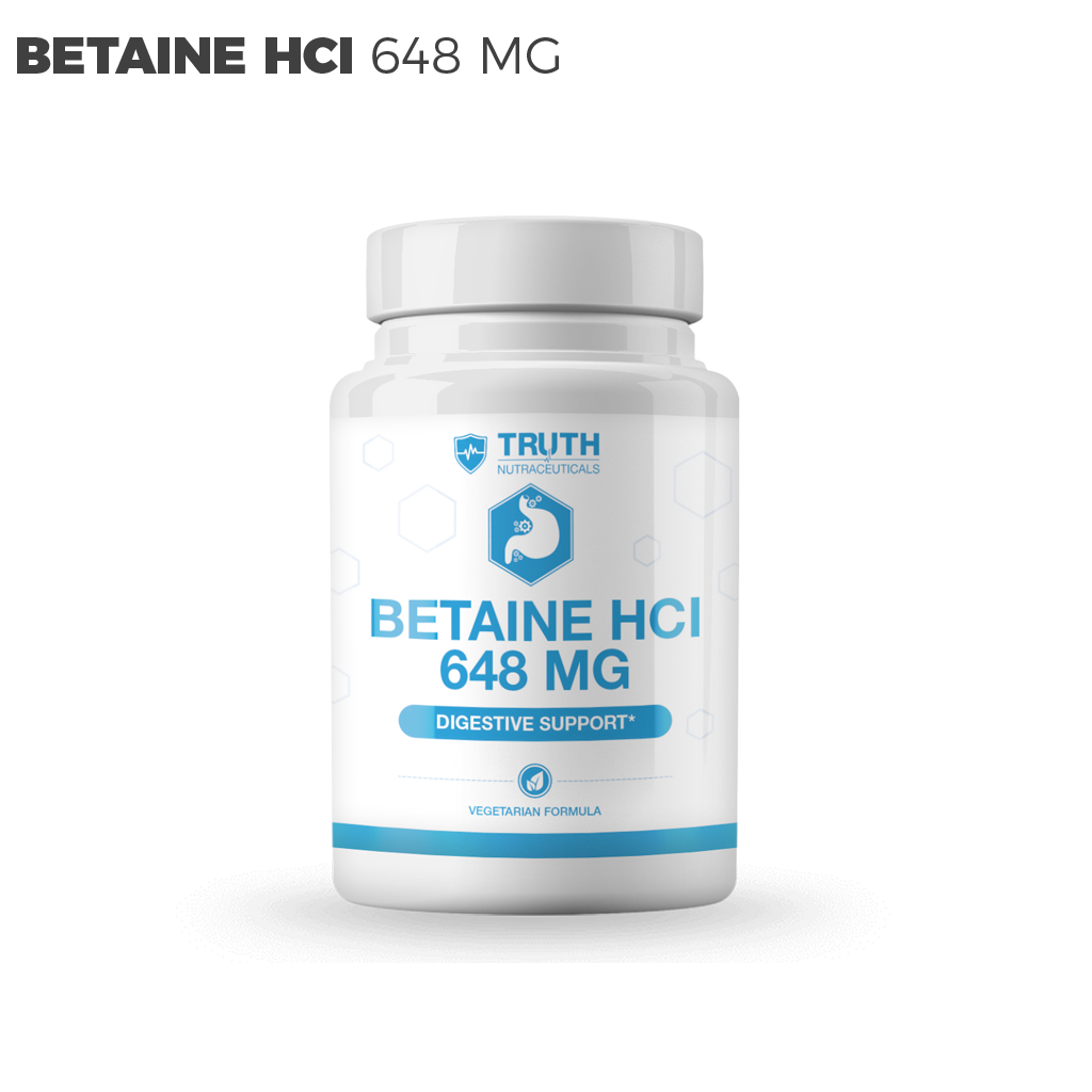 Betaine HCl: Digestive Support