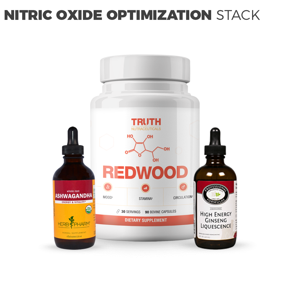 Nitric Oxide Optimization Stack