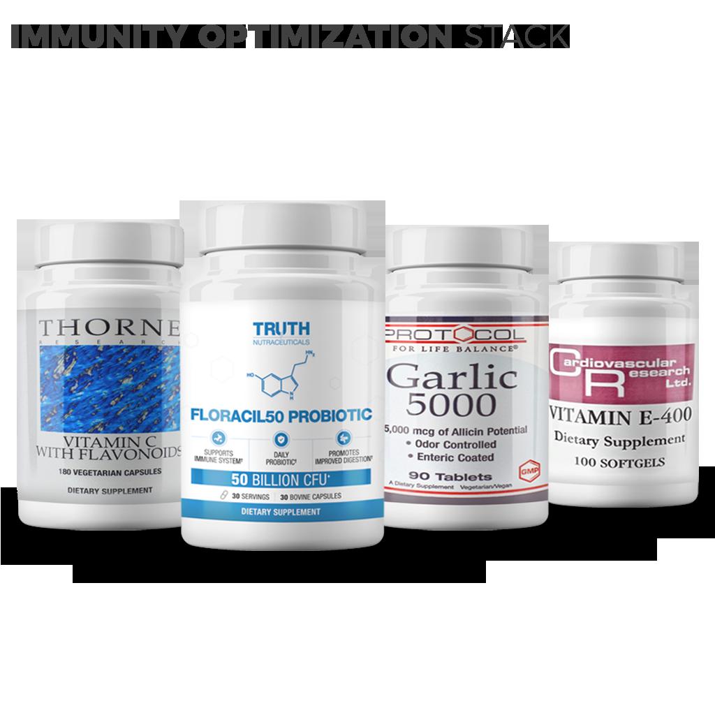 Immunity Optimization Stack
