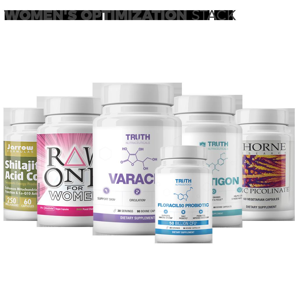 Women's Health Optimization Stack