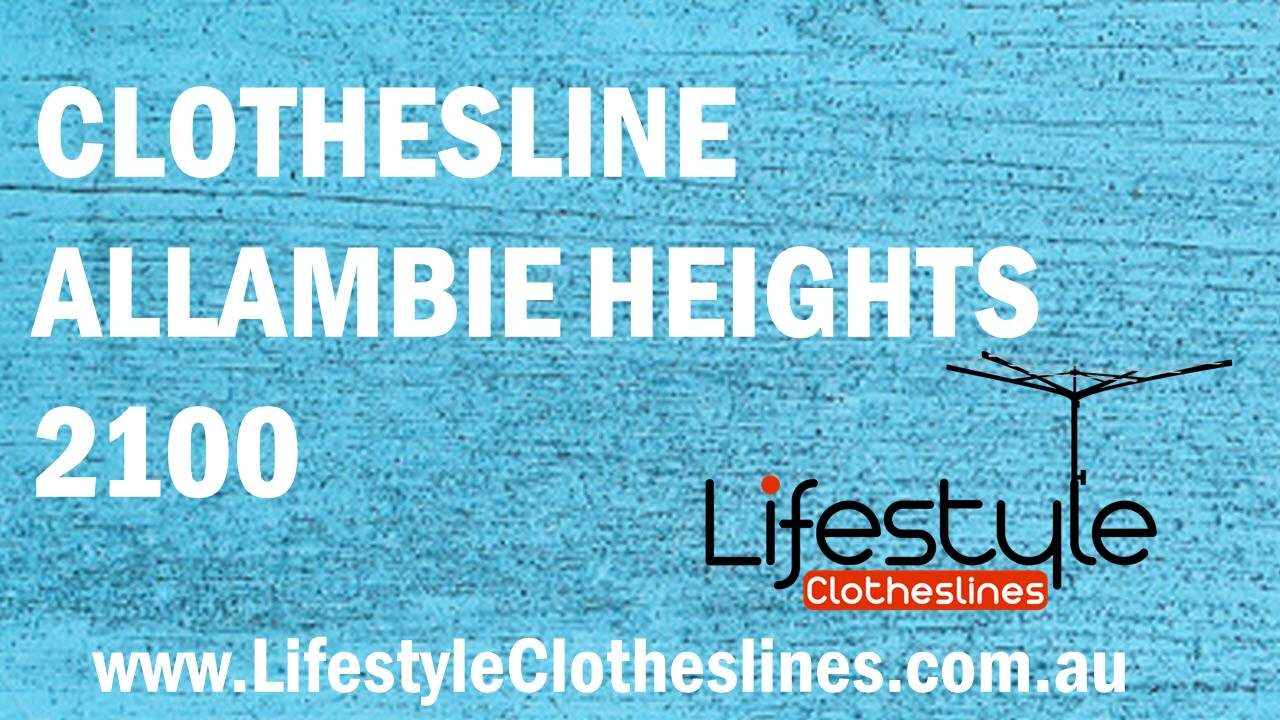 Clotheslines Allambie Heights 2100 NSW