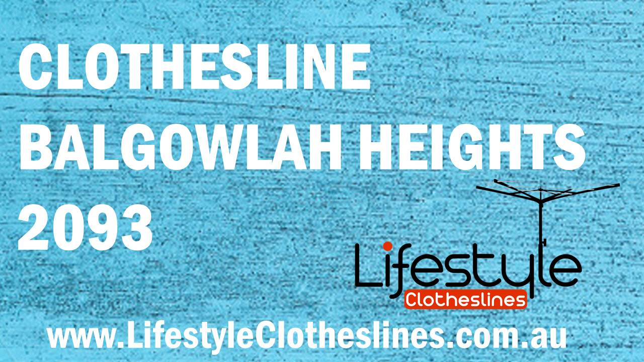 Clotheslines Balgowlah Heights 2093 NSW