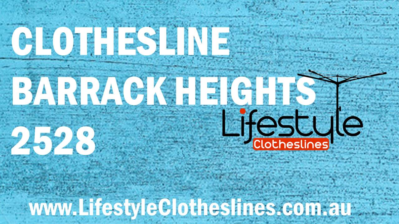 Clotheslines Barrack Heights 2528 NSW